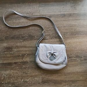 [Urban Outfitters] Grey Bow Purse